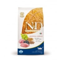N&D Low Grain Adult Cat Miel si Afine 10 kg